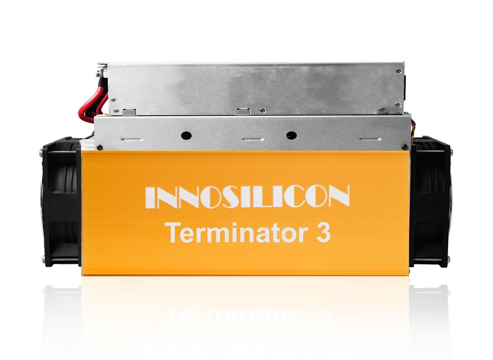 Innosilicon Terminator T3