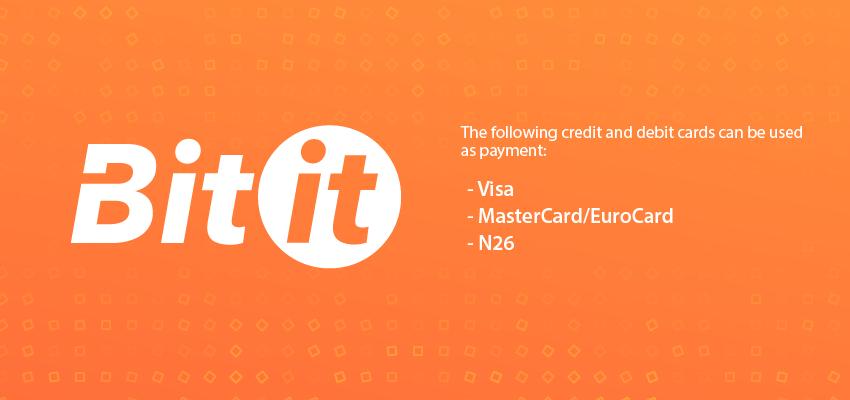 Bitit payment method