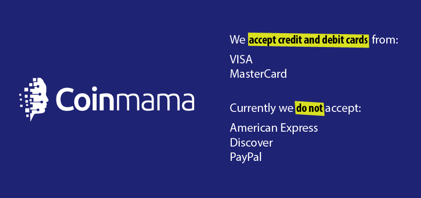 Coinmama Payment Method 01