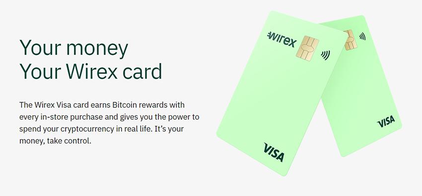 Wirex Pay Card
