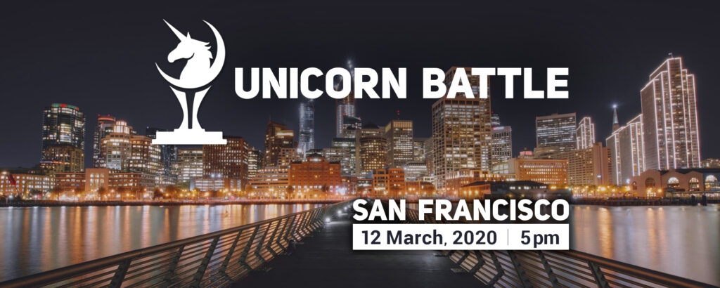 Unicorn Battle in San Francisco