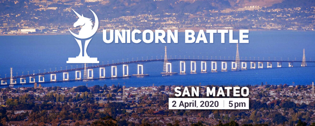 Unicorn Battle in San Mateo