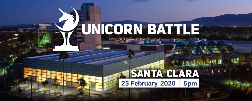 Unicorn Battle in Santa Clara